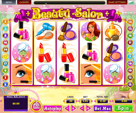 Beauty Salon slot