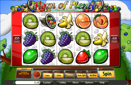 Horn of Plenty Online Slot Review - Try the Free Game Online