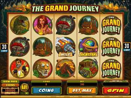 The Grand Journey slot