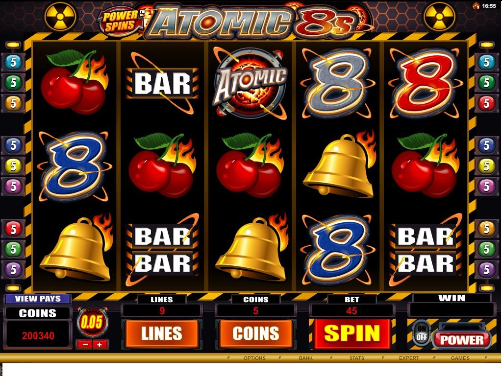 slot machine games for fun online