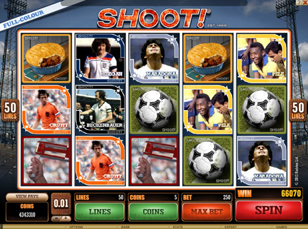 Shoot! Slot Game