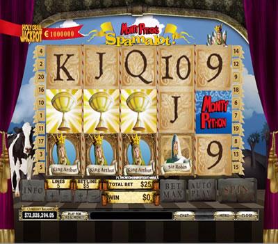 Monty Pythons Spamalot Slot Machine Online ᐈ Playtech™ Casino Slots