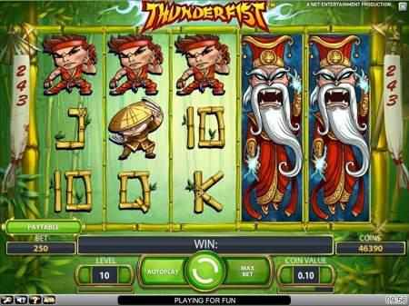 Thunderfist Slot Game