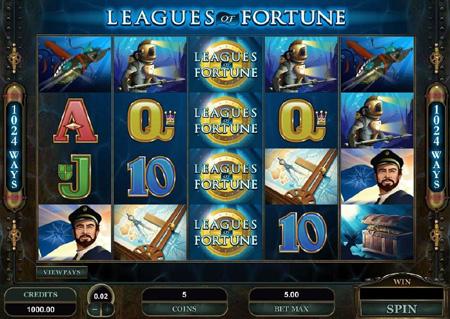 Hunter of Seas Slot - Play Penny Slots Online