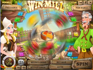 Win Mill Slot Game