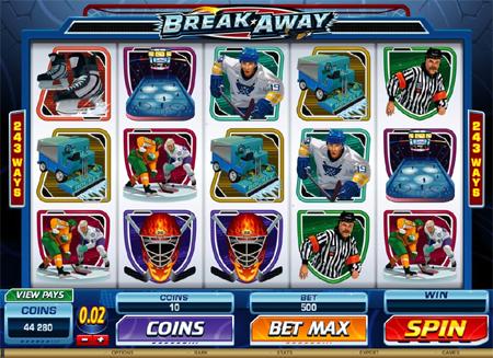 Break Away Slot Game