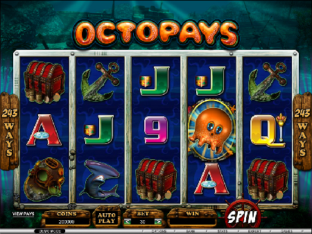 Octopays Slot Game