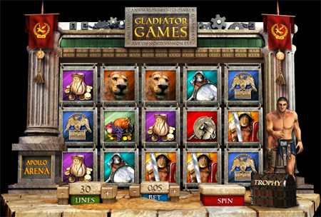 free games casino gladiator