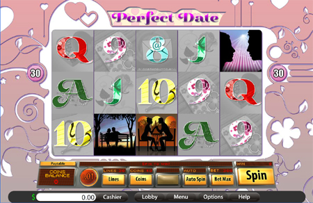 Perfect Date Slot - Play this Video Slot Online