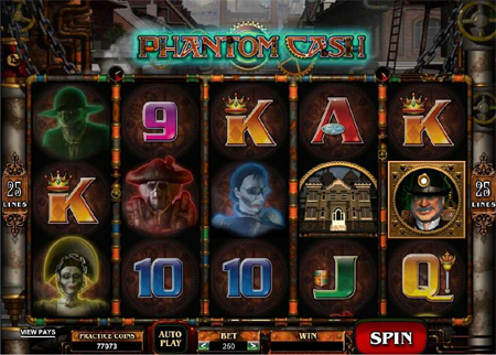 Phantom Cash Slot Game