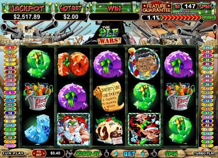new online casino slots online games