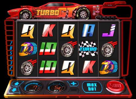 Turbo GT Slot Game