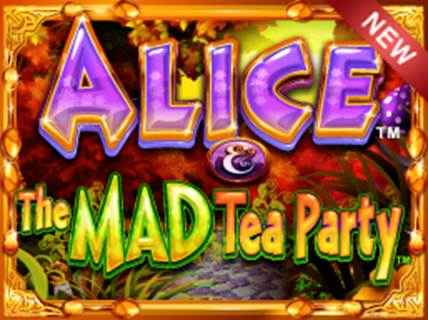 Alice and the Mad Tea Party Slot Machine Online ᐈ WMS™ Casino Slots