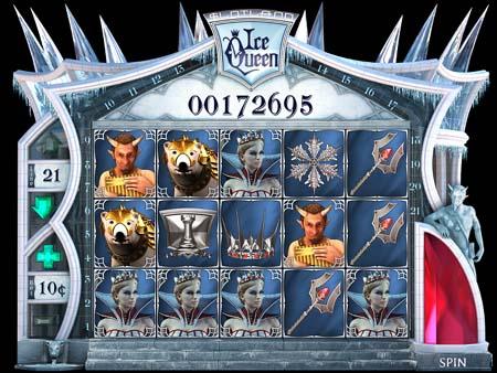 Ice Queen Slot Game