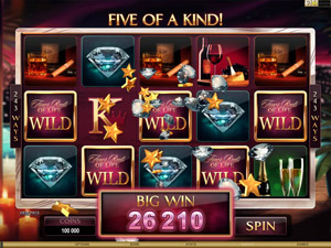The Finer Reels Of Life Slot Game