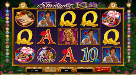 Starlight Kiss Slot Game