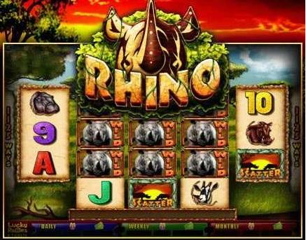 Rhino Slot Game
