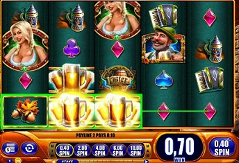 Bier Haus slot game