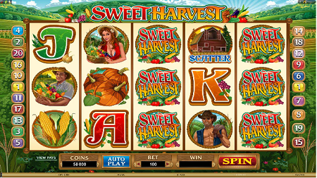 Sweet Harvest slot game