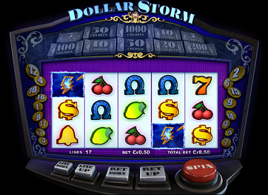 Dollar Storm slot game