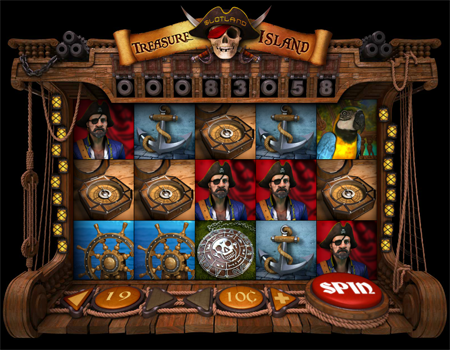 Treasure Island Slot - Play for Free With No Download