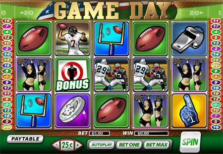 Game Day slot