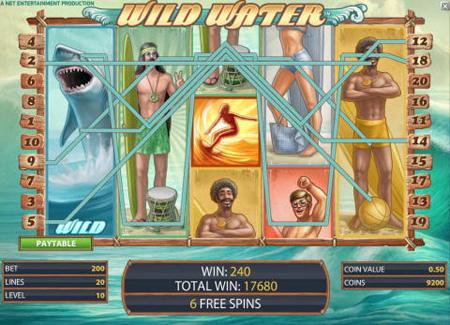Wild Water Slots - Spelupplägg Wild Water Slots Free Online.
