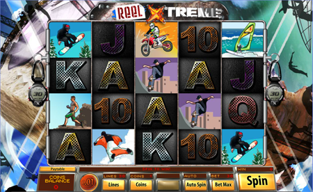 Reel X-Treme slot