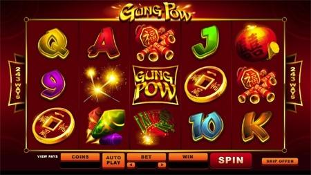 Gung Pow slot
