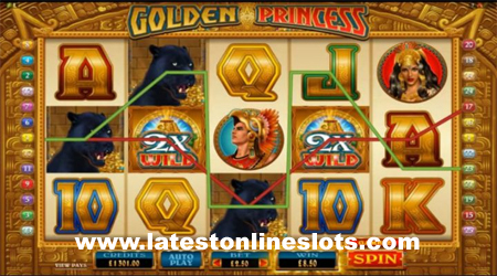 Golden Princess slot