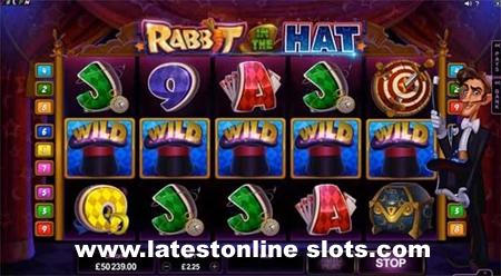 Rabbit In The Hat slot