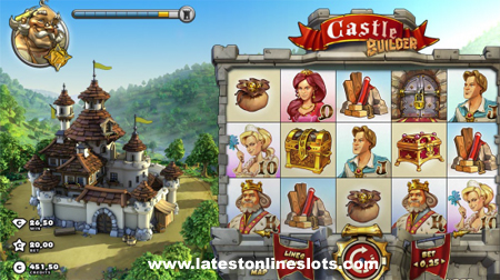Castle Builder slot LOS