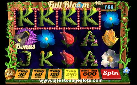 Full Bloom slot
