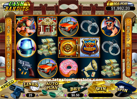 safe online casino cops and robbers slots