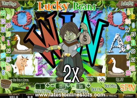 Play Jack and the Beanstalk Online Slots at Casino.com South Africa