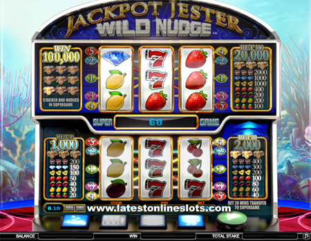 Jackpot Jester Wild Nudge Slot Machine Online ᐈ NextGen Gaming™ Casino Slots