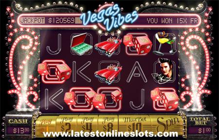 Vegas Vibes slot