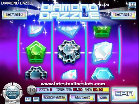 Diamond Dazzle slot