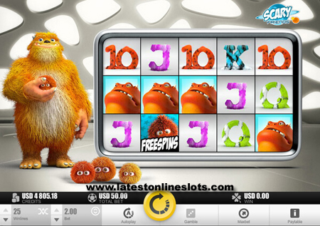 Spiele Scary Friends - Video Slots Online