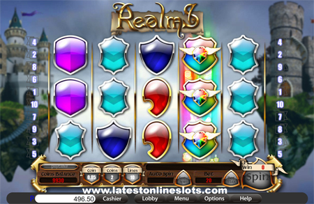 Realms Slot Machine Online ᐈ Saucify™ Casino Slots