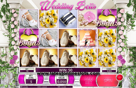 Wedding Bells slot