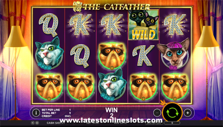 The Catfather slot