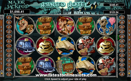 Haunted Hotel slot
