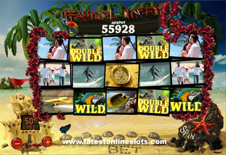 Tropical Treat Slots - Play Free Casino Slot Games